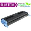 124A Black Toner para impresora HP Color LaserJet 1600 Q6000A