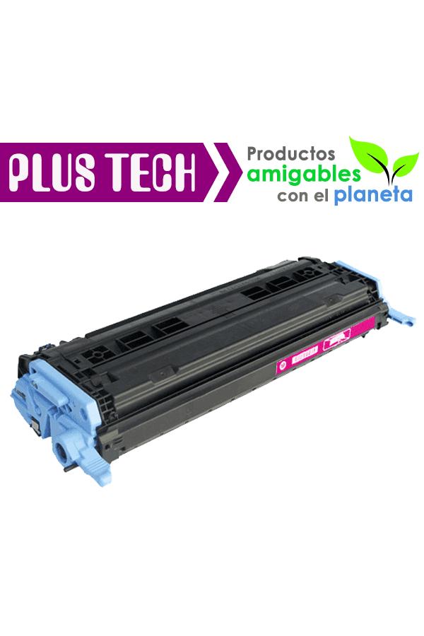 124A Magenta Toner para impresora HP Color LaserJet 1600 Q6003A
