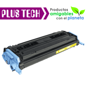 124A Yellow Toner para impresora HP Color LaserJet 1600 Q6002A