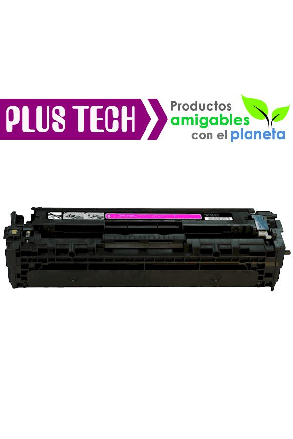 125A Magenta Toner para impresora HP Color LaserJet CP1518 CB543A Canon 116 magenta Toner de impresora Canon Color ImageClass MF8080