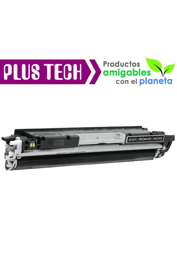 126A Black Toner para impresora HP LaserJet Pro CP1025 CE310A