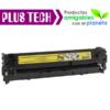 128A Yellow Toner para impresora HP Color LaserJet CP1525 CE322A