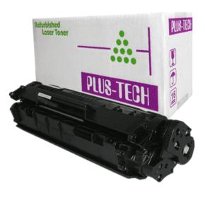 TONER 12A Alto Rendimiento y calidad toner remanufacturado marca plustech Plus-Tech
