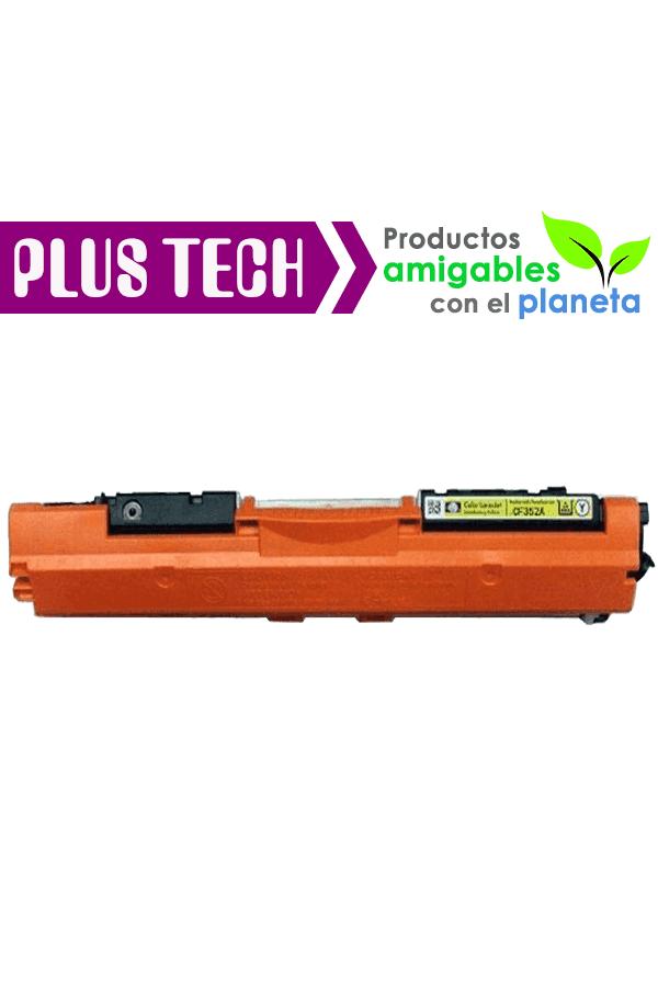 130A Yellow Toner para impresora HP Color LaserJet Pro M176 N CF352A