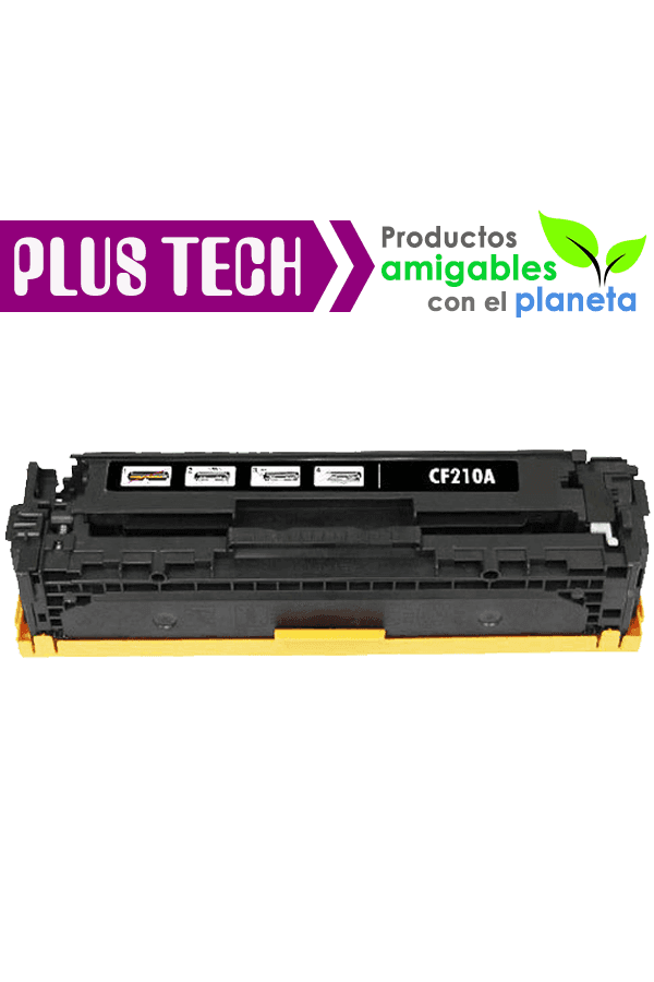 131A Black Toner para impresora HP LaserJet Pro 200 Color CF210A