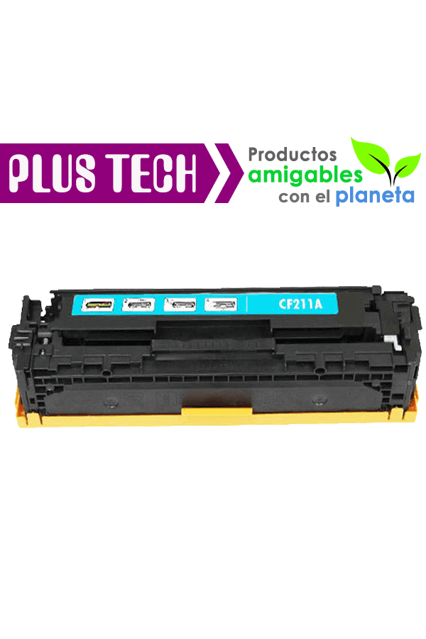 131A Cyan Toner para impresora HP LaserJet Pro 200 Color CF211A