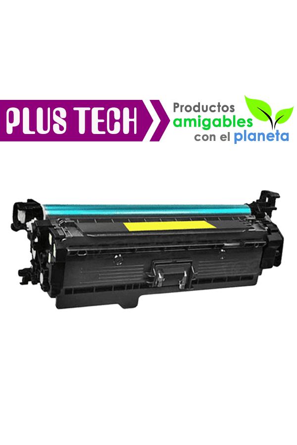 201X Yellow Toner para impresora HP LaserJet Pro M252 CF402A Canon 45 Yellow Toner de impresora Canon Color imageClass LBP-612