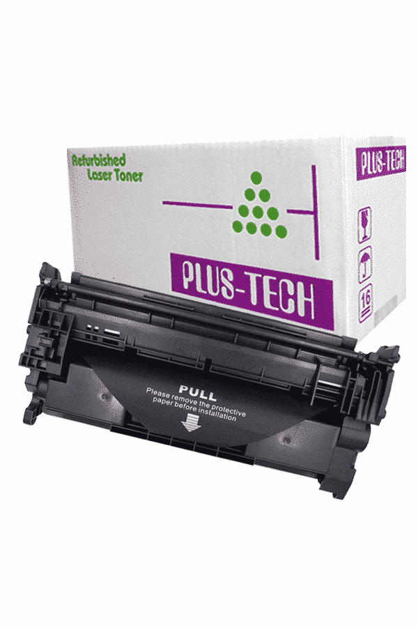 TONER 26X Alto Rendimiento y calidad toner remanufacturado marca plustech Plus-Tech