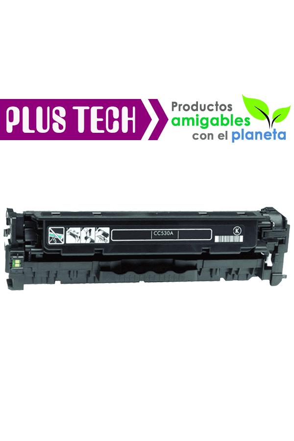 304A Black Toner para impresora HP Color LaserJet CP2025 CC530A