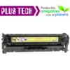 304A Yellow Toner para impresora HP Color LaserJet CP2025 CC532A