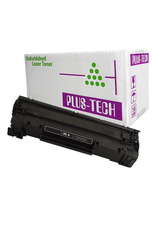 TONER 35A Alto Rendimiento y calidad toner remanufacturado marca plustech Plus-Tech