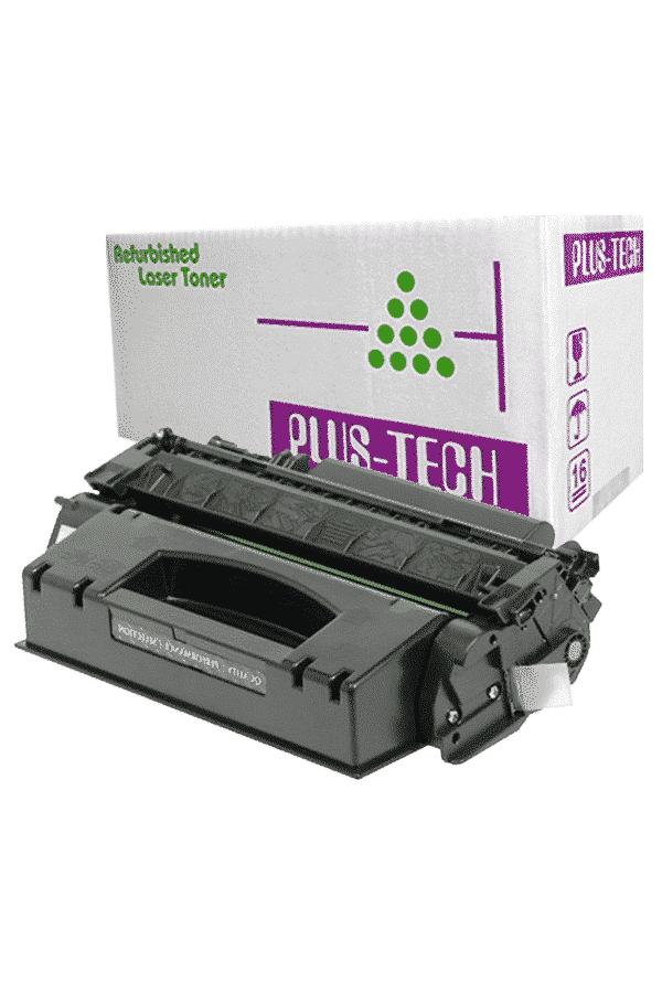 TONER 49X Alto Rendimiento y calidad toner remanufacturado marca plustech Plus-Tech