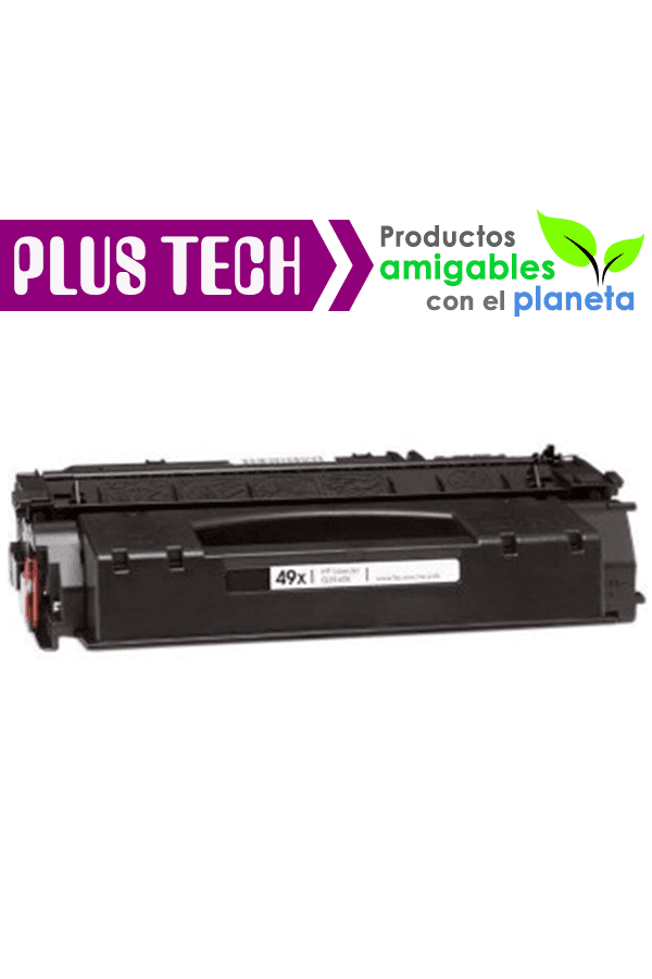 49X Toner para Impresora HP LaserJet 1320n Modelo Q5949X