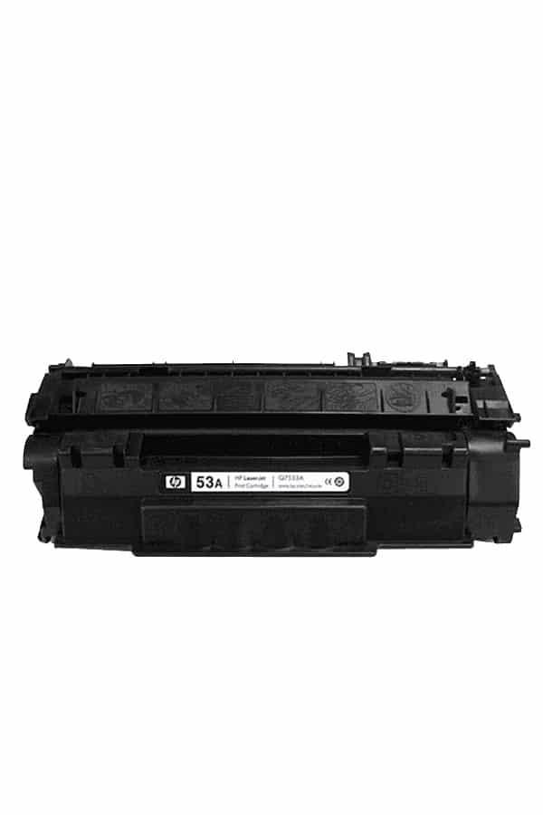 53A Toner de Impresora HP LaserJet P2015 Q7553A venta toner 53a guatemala
