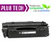 53X Toner para Impresora HP LaserJet P2015x Modelo Q7553X