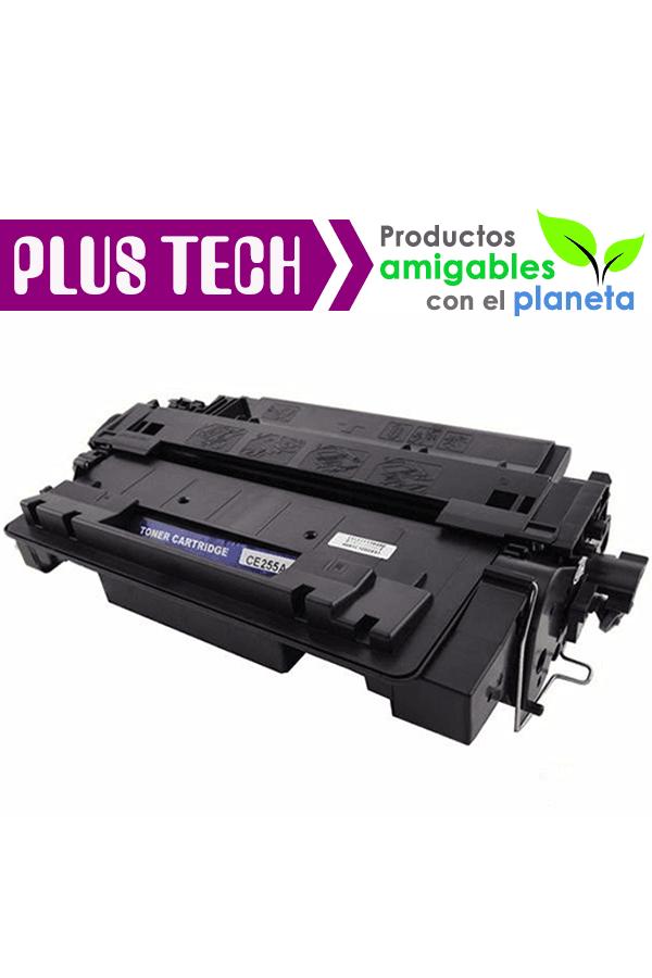 55A Toner para Impresora HP LaserJet P-3015 Modelo CE255A