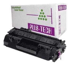 TONER 80A Alto Rendimiento y calidad toner remanufacturado marca plustech Plus-Tech