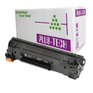 TONER 83A Alto Rendimiento y calidad toner remanufacturado marca plustech Plus-Tech