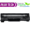 83A Toner para Impresora HP LaserJet Pro MFP M127 Modelo CF283a