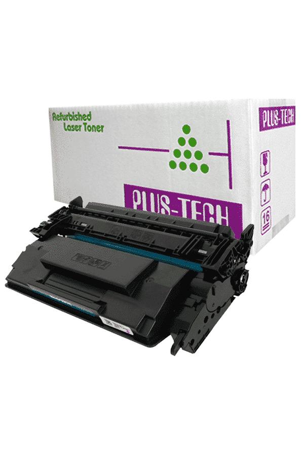 Toner HP 87A CF287A Alto Rendimiento y calidad toner remanufacturado marca plustech Plus-Tech Los mejores precios en toner Guatemala Visita Hoy