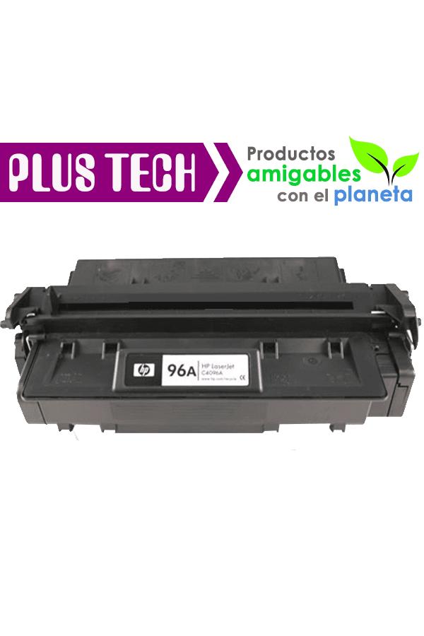 96A Toner para Impresora HP LaserJet 2100 Modelo C4096A