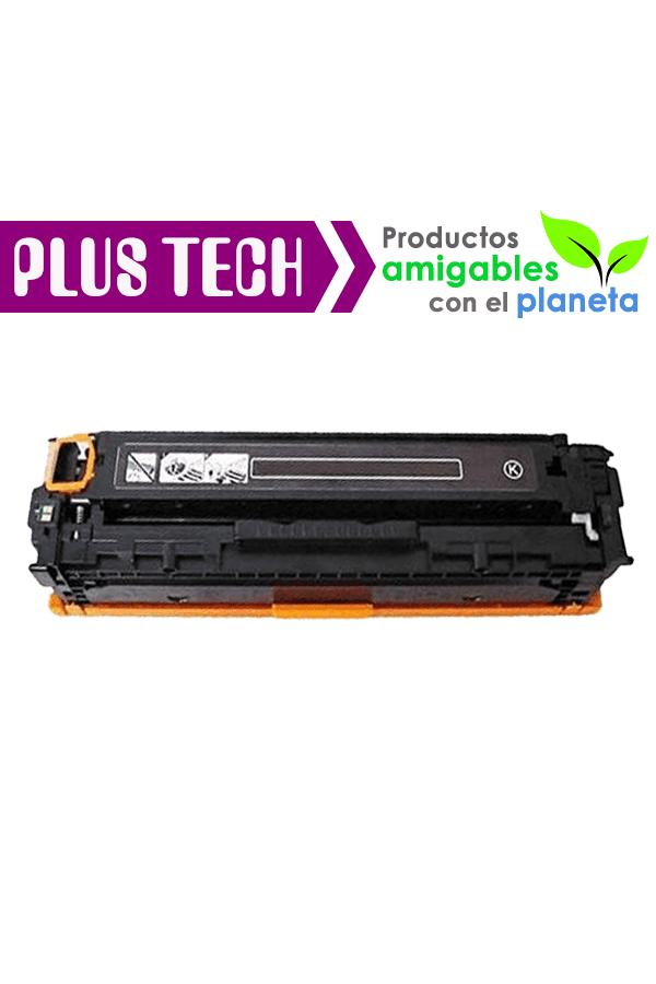 410A Black Toner para impresora HP LaserJet Pro M452 Modelo CF410A Canon 46 Black Toner de impresora Color ImageClass LBP654