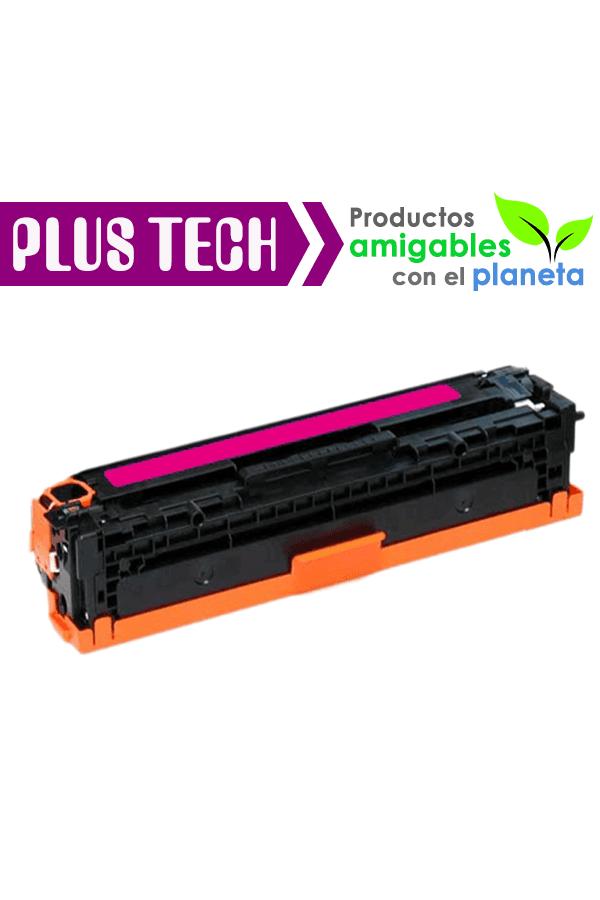 413A Magenta Toner para impresora HP LaserJet Pro M452 Modelo CF413A Canon 46 magenta Toner de impresora Color ImageClass LBP654
