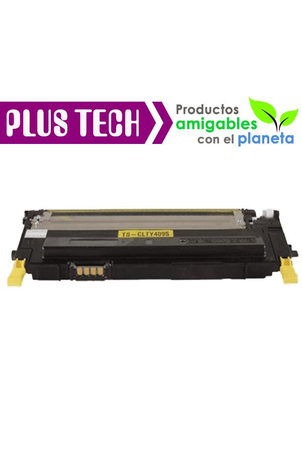 CLT-Y407S Yellow Toner para Samsung CLP-325 W
