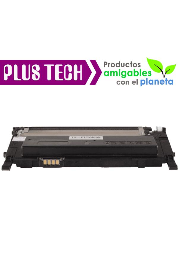 CLT-K407S Black Toner para Samsung CLP-325 W