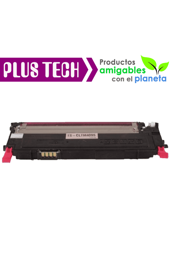 CLT-M407S Magenta Toner para Samsung CLP-325 W