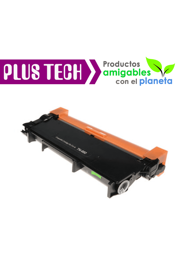 TN-660 Toner para impresora Brother DCP-L2540 DN