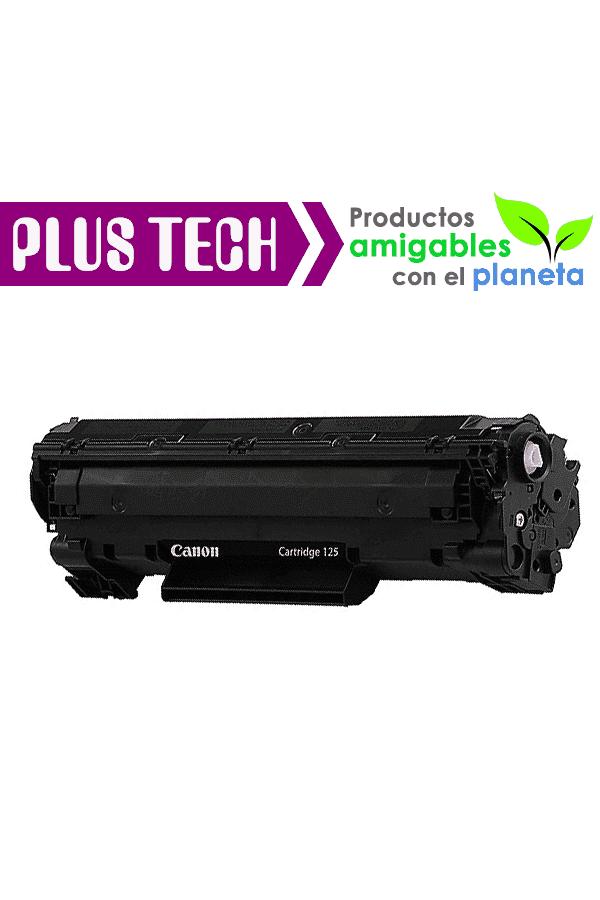3484B001 Toner para impresora LBP-6000 Modelo Canon 125 CRG-125