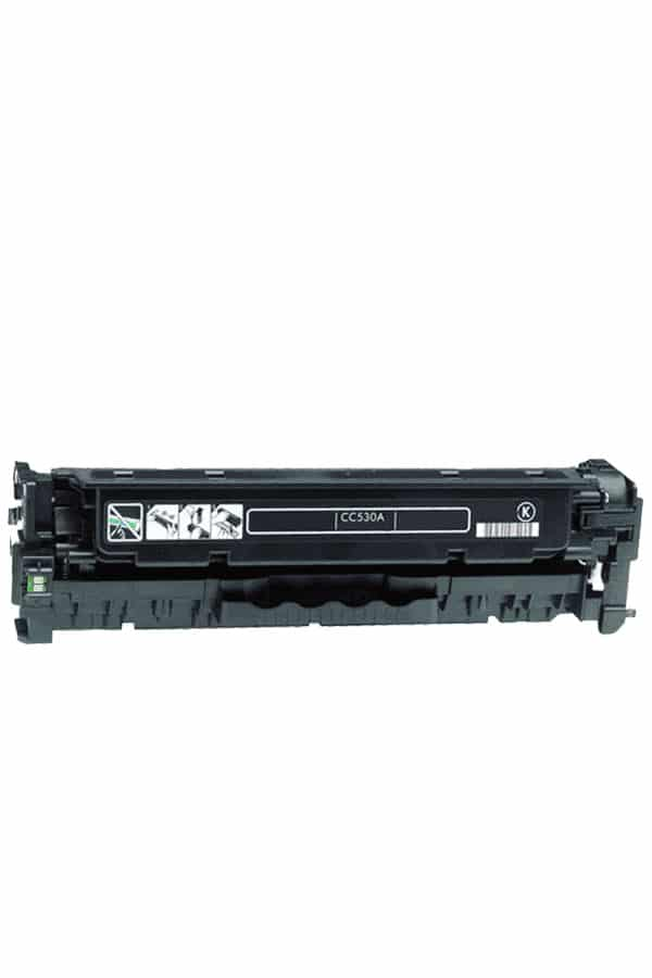 304A Black Toner de impresora HP Color LaserJet CP2025 CC530A venta toner hp 304a negro guatemala
