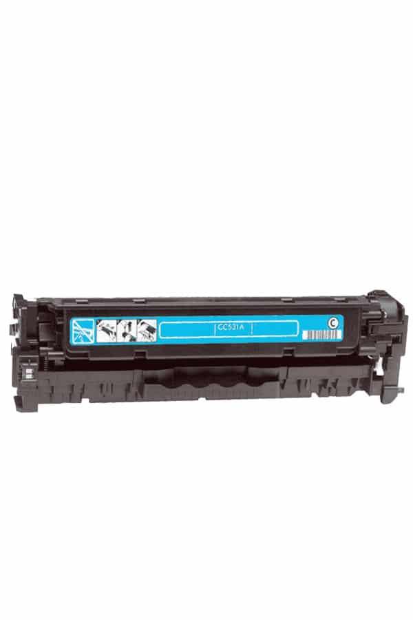 304A Cyan Toner de impresora HP Color LaserJet CP2025 CC531A venta toner hp 304a cian guatemala
