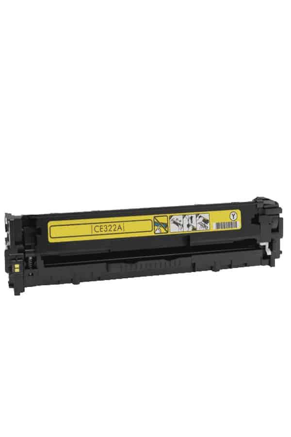 128A Yellow Toner de impresora HP Color LaserJet CP1525 CE322A Venta toner hp CE322A