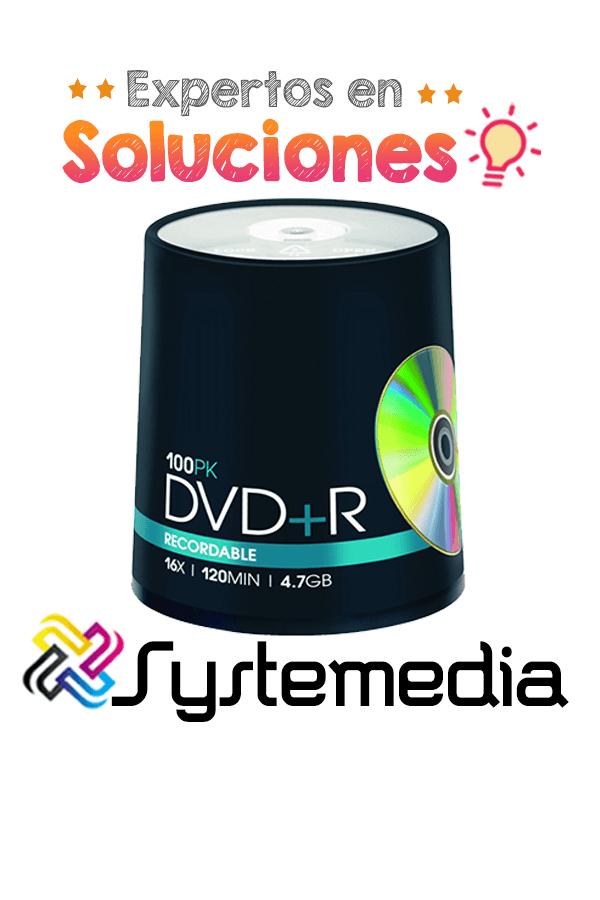 DVD+R Generico