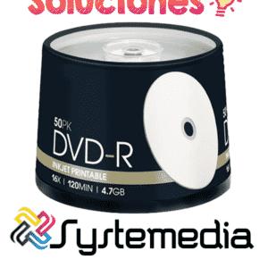 DVD-R Imprimible