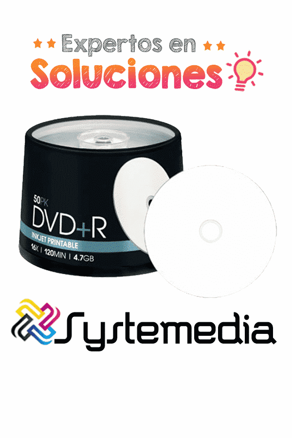 DVD+R Imprimible