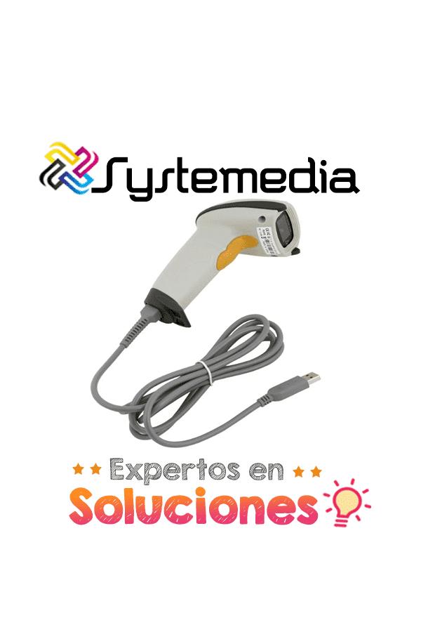 Scanner para Codigos de Productos venta en guatemala systemedia scaner para caja registradora