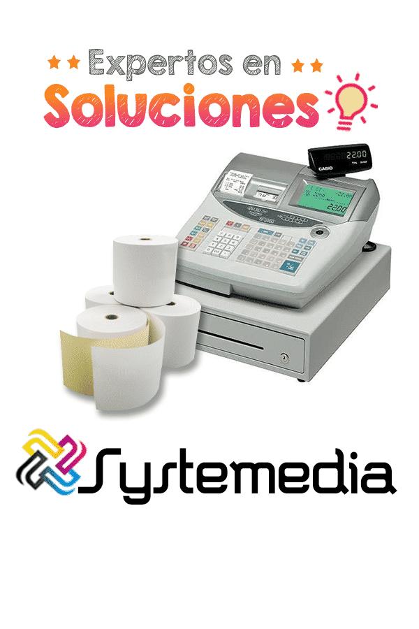 venta rollo sensitivo 4mm en guatemala rollo de papel autocopia 44mm