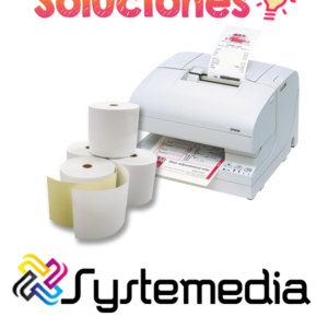 venta rollo sensitivo 70mm en guatemala rollo de papel autocopia 70mm