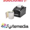 venta rollo sensitivo 70mm 2 copias en guatemala rollo de papel autocopia 70mm 2 copias
