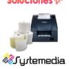 venta rollo sensitivo 76mm en guatemala rollo de papel autocopia 75mm