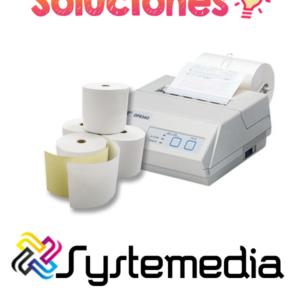 venta rollo sensitivo 114mm en guatemala rollo de papel autocopia 114mm