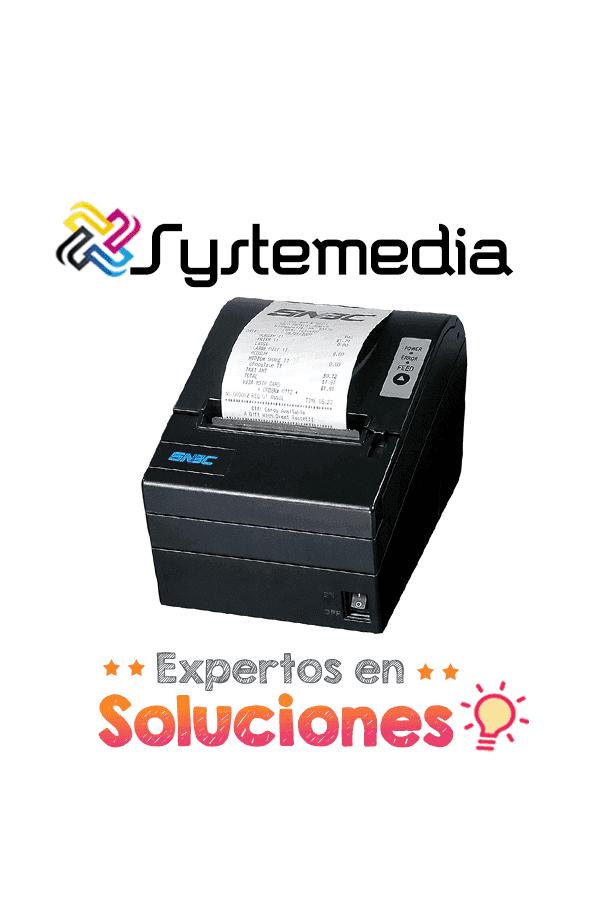 Impresor POS Termico BTP-R180II USB/Ethernet