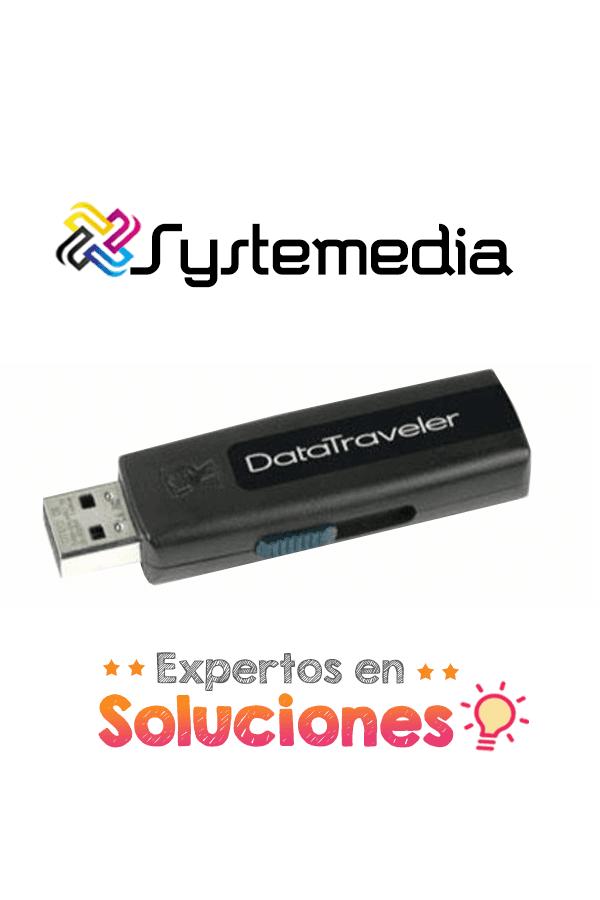 Memoria USB Kingston 2GB DataTraveler