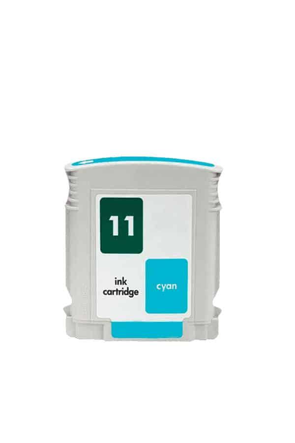 C4836A Tinta HP 11 color Cyan Celeste venta cartucho hp 11 cian