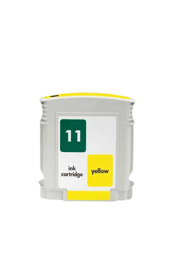 C4838A Tinta HP 11 color Amarillo