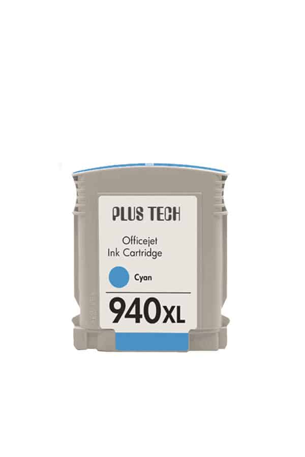 C4907A Tinta HP 940XL color Cyan