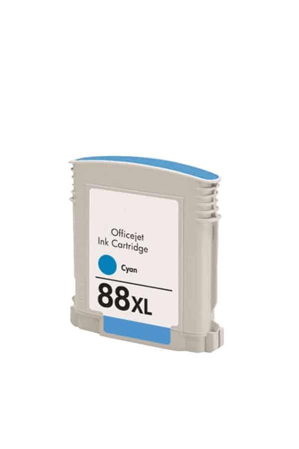 C9386A Tinta HP 88XL color cyan venta tinta 88xl cian guatemala